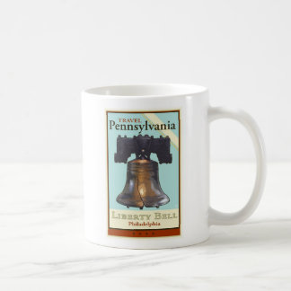 Travel Pennsylvania Coffee Mug