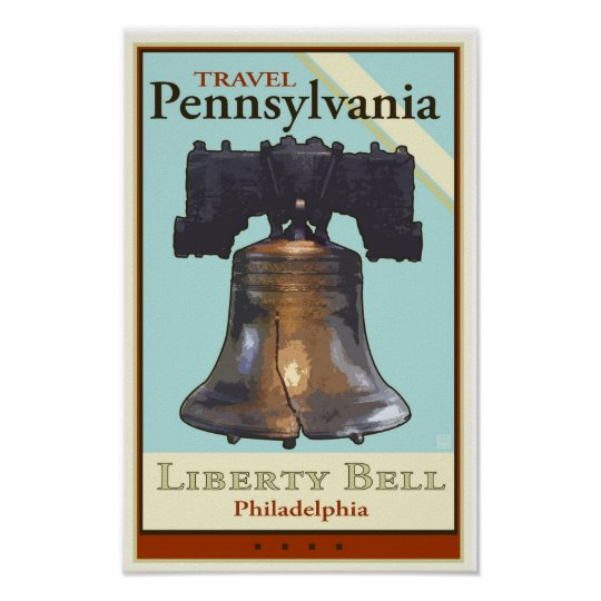 Travel Pennsylvania Poster