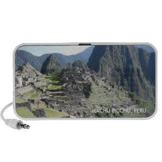 Travel photo mountain landscape Machu Picchu Peru Travel Speakers