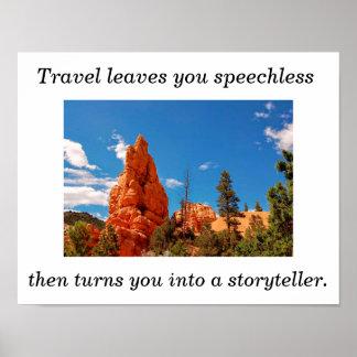 Travel Poster - poster art