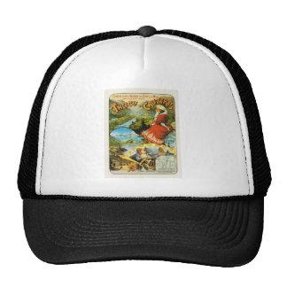 Travel poster Thermes de Cauterets Trucker Hat