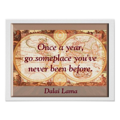 My Simple Religion - Dalai Lama quote -art print