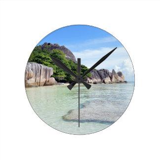 Travel! Round Clock