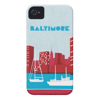 Travel Series Baltimore iPhone4/4s Case iPhone 4 Covers