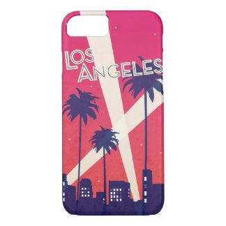Travel Series Los Angeles iPhone 7 case