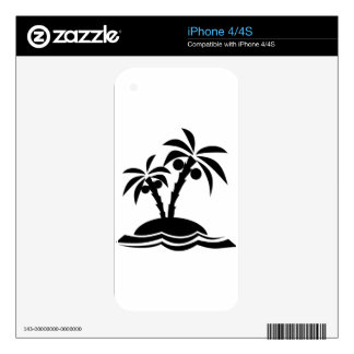 Travel Decals For iPhone 4S