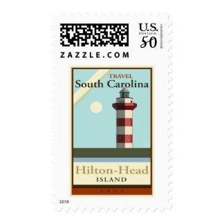 Travel South Carolina Postage