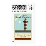 Travel South Carolina Stamp
