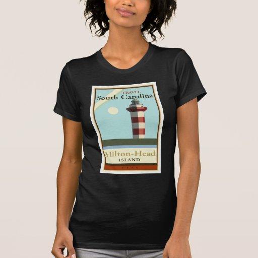Travel South Carolina Tee Shirt