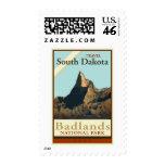 Travel South Dakota Postage Stamp