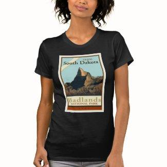 Travel South Dakota T-shirts