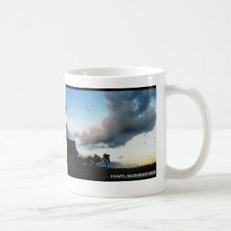Travel Southeast Asia Classic White Coffee Mug