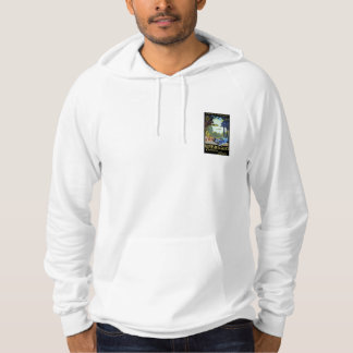 Travel Spain by Car Hoodie