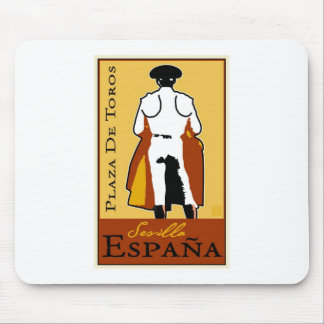 Travel Spain Mouse Pad