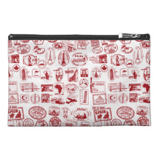 Travel Stamps Travel Accessory Bag