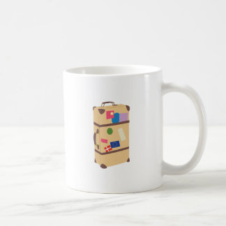 Travel Suitcase Coffee Mug