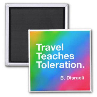 travel teaches tolerance