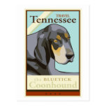 Travel Tennessee Post Card