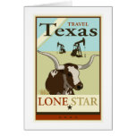 Travel Texas Greeting Card