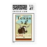 Travel Texas Postage
