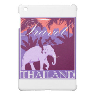 Travel Thailand white elephant iPad Mini Covers