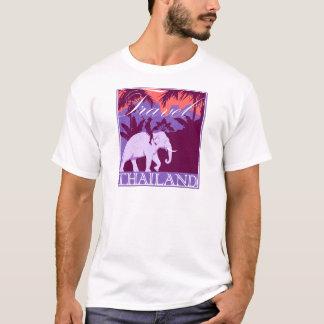 Travel Thailand white elephant T-Shirt