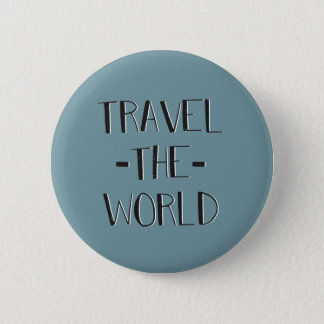 Travel The World Button