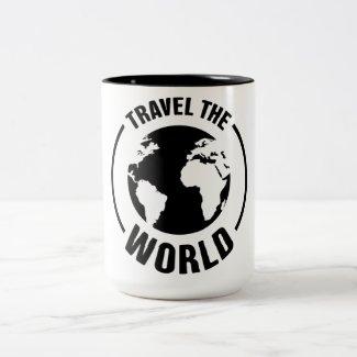Travel the World Mug
