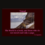 Travel the World Poster
