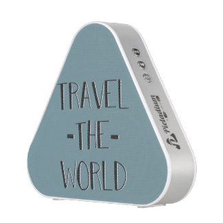 Travel The World Speaker