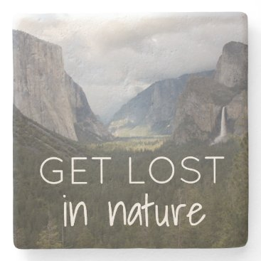 USA Themed Travel Themed Coasters with National Park Photo