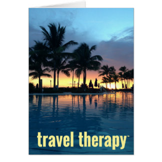 Travel Therapy Card