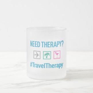 Travel Therapy Mug   Need Therapy? Travel Therapy!