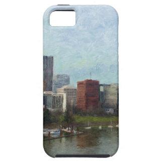 Travel through Portland iPhone SE/5/5s Case