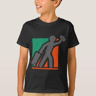 travel time T-Shirt