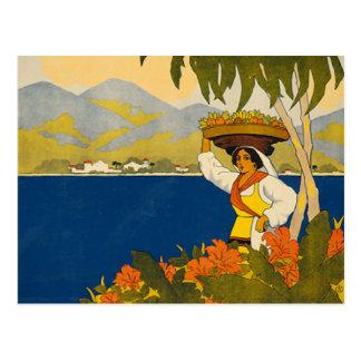Travel to Jamaica Postcard