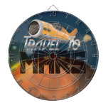 Travel To Mars Dart Boards