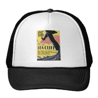Travel to Sea Cliff Trucker Hats