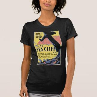 Travel to Sea Cliff Tshirts