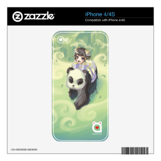 Travel to the Unknown iPhone Skin Skin For iPhone 4S