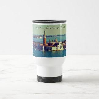 Travel to Venice commuting mug