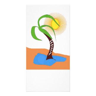 Travel Tropical Vacation Photo Card