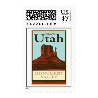 Travel Utah Postage