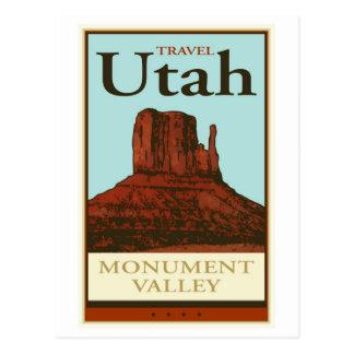 Travel Utah Postcards