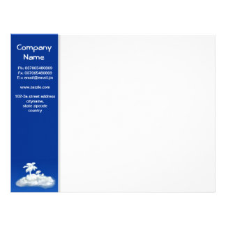 travel vacations letterhead