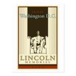 Travel Washington DC Postcard