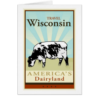 Travel Wisconsin Card