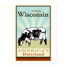 Travel Wisconsin Post Cards