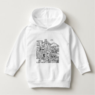 Travel with Pen Hoodie