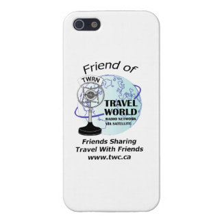 Travel World Radio Show iPhone Case! Case For iPhone SE/5/5s